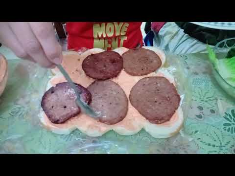 healthy-food-tips-|-homemade-veggie-burger-recipe