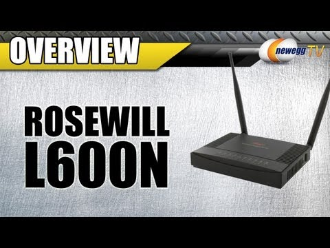 ROSEWILL L600N WIRELESS ROUTER WINDOWS 8 X64 TREIBER