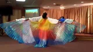 Mighty God Worship Dance