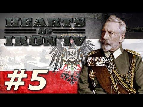 Hearts of Iron IV: Kaiserreich | German Empire - Part 5