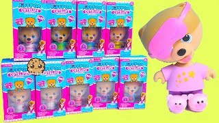 Cute Puppy Dog JiffPom Toy with Surprise Blind Bags - Cookie Swirl Video