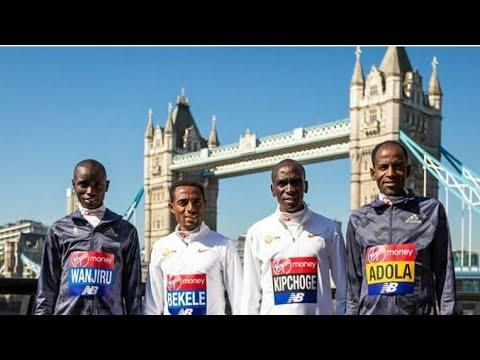 Live London Marathon 2018