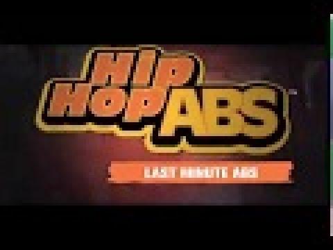 6 zile subțire în jos hip hop abs abs