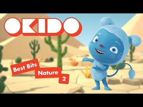 Messy Goes To OKIDO - Nature Best Bits 2 | Videos For Kids | Cbeebies