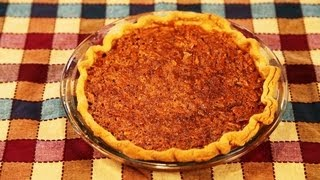 Vickie's Moms Old Fashioned Pecan Pie