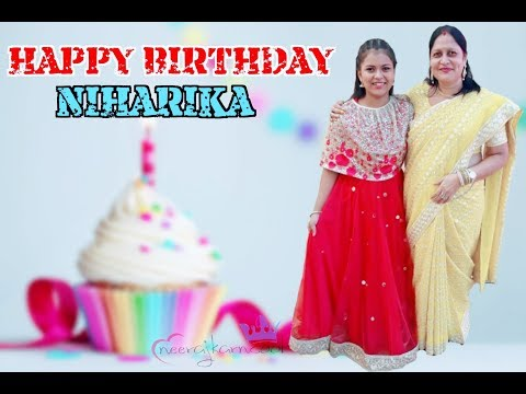 Happy Birthday Indian Idol Niharika Nath 🎂🎂 | Voice India Kids Top 10 | Zee SaReGAMaPa Bangla