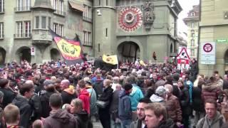 SC BERN Meisterfeier Saison 2012/13 - Impressionen