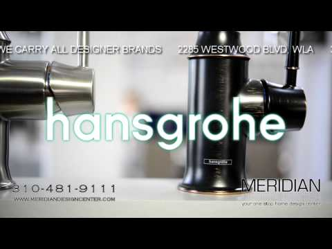 Hansgrohe Los Angeles - Meridan Design Center