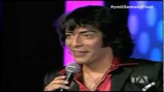 Repeat youtube video Sandro de América - SHALO - Yo me llamo Ecuador - Miércoles 4 Dic - Semana Final