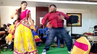 srimanthudu movie song@Dhimmathirigae dhimmathirigae Danceing By Rajasingh