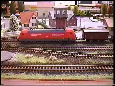 Plastico ferroviario GUSTROW