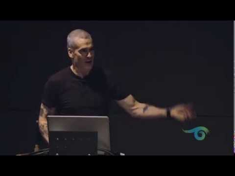 Henry Rollins talks about his Photography in the Middle East