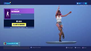 Boob glitch is back (FORTNITE DONT PATCH)