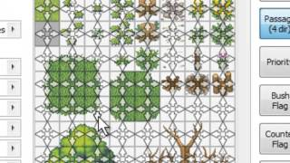 RPG Maker XP Tutorial - All about Tilesets!