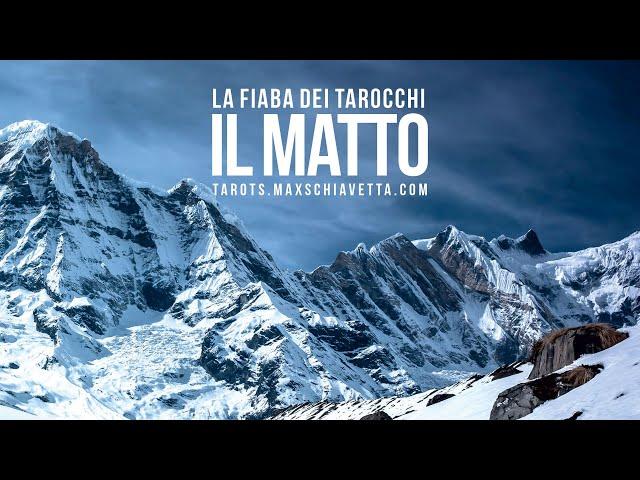 0 | LA FIABA DEI TAROCCHI :  IL MATTO
