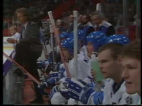 World Cup 1989. POLAND - FINLAND (21.04.1989, Group Tournament)