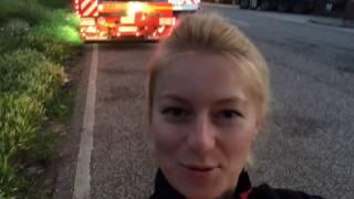 Trucking Girl - Trasa z nowym Towarzyszem Drogi Michelin, On the road with my new Companion Michelin