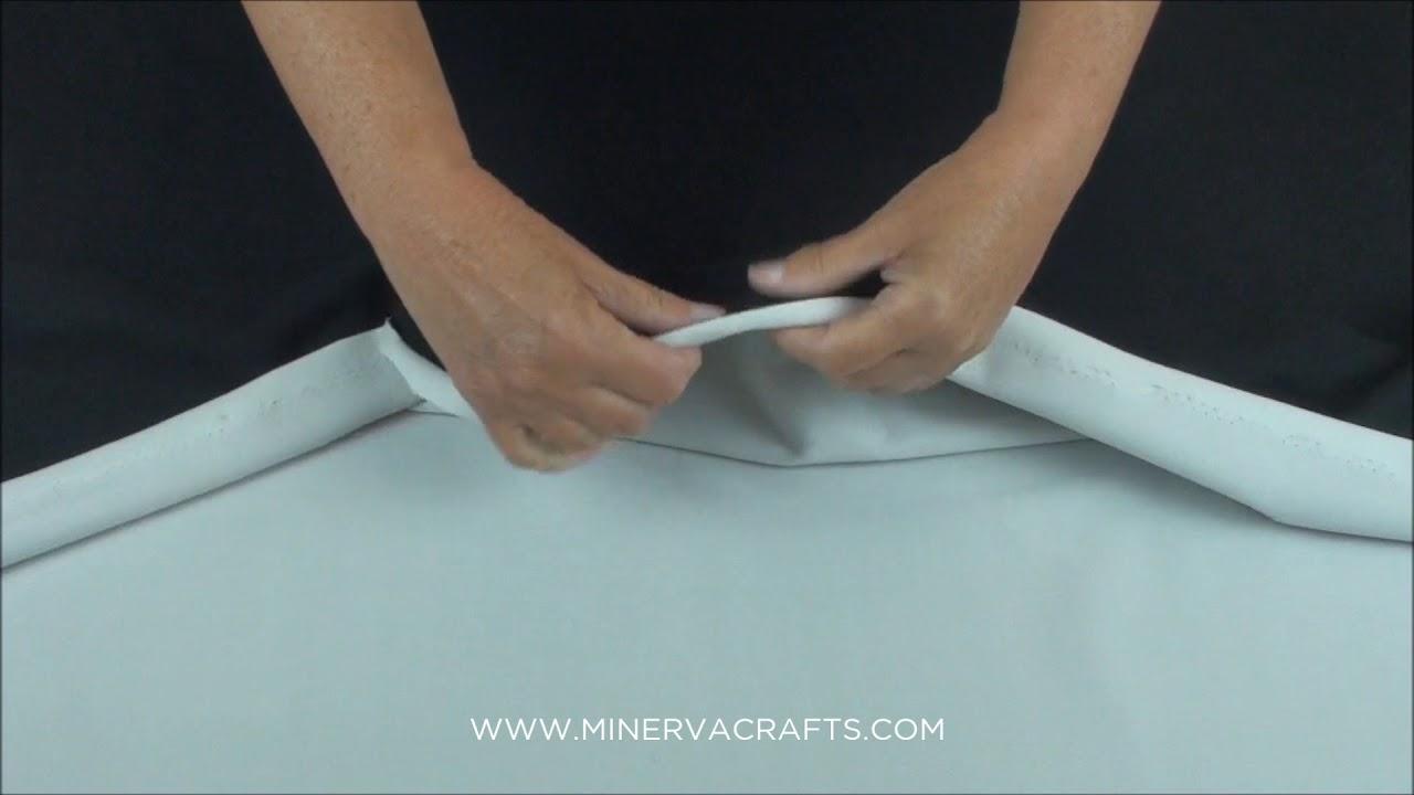 52b31fca524 Plain Reversible Soft Shell Stretch Scuba Dress Fabric - YouTube