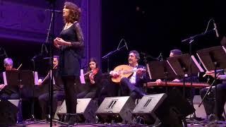 simon shaheen brooklyn concert سيمون شاهين بروكلين و المطربة نانو ، يا مسافر وحدك 2018
