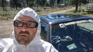 Degreasing the Foxbody Widebody Notchback Project Car