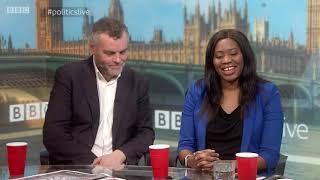 NEF CEO Miatta Fahnbulleh on Brexit for Politics Live
