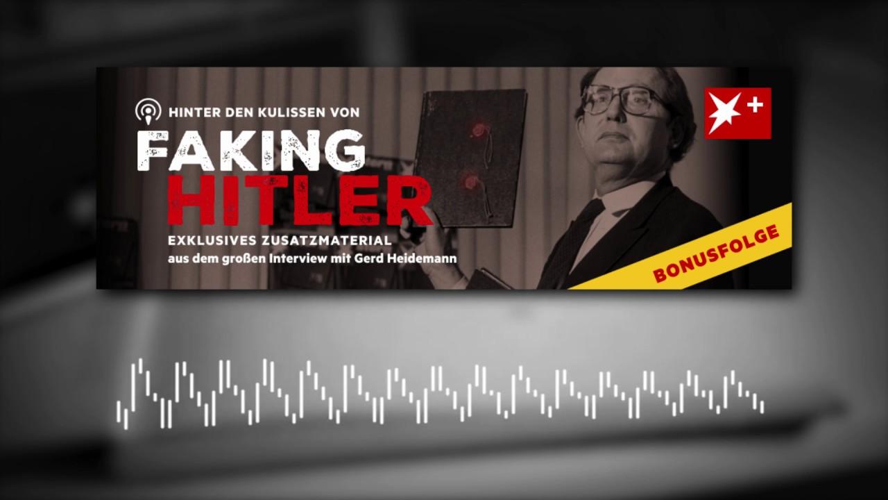 Faking hitler podcast