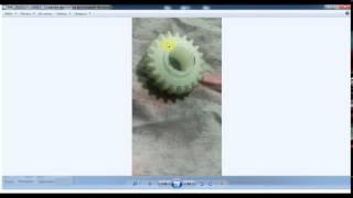 Видеоурок - ArtCam , создание модели , расчёт и привязка к станку , для 4 оси ЧПУ