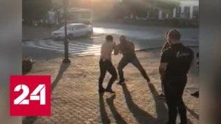 Обвиняемого в убийстве пауэрлифтера склонили к явке с повинной - Россия 24