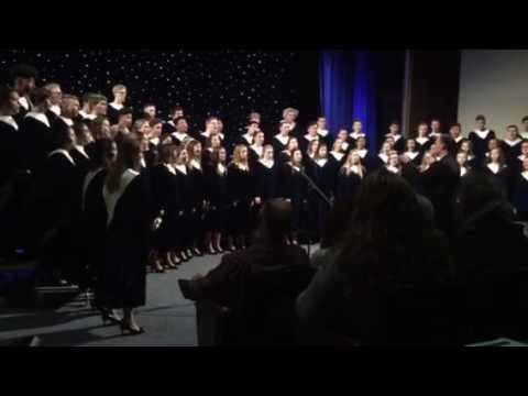Twinkle Twinkle Little Star - Rogers High School Concert Choir