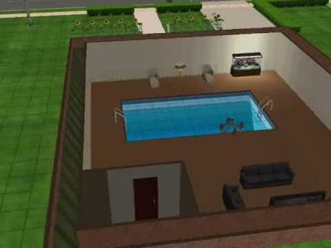 sims 2 house i built with a basement youtube