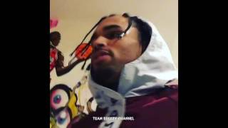 Chris Brown - Instagram Video |Privacy the next Single