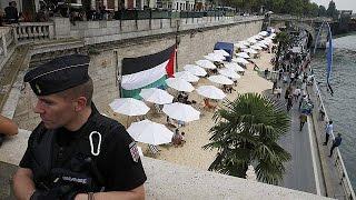 """غضب واسع في باريس بسبب الاحتفاء بـ""""يوم تل أبيب""""   13-8-2015"""