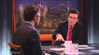 Simon Ostrovsky Interview (Web Exclusive): Last Week Tonight with John Oliver (HBO)