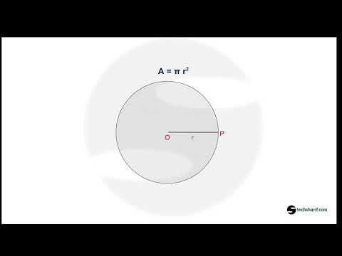 Bangla Python Tutorial - 02.14 - Example 01 Area of a circle thumbnail