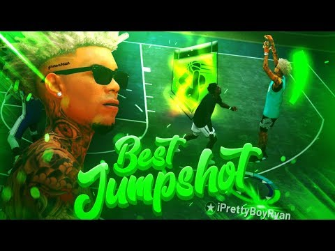 BEST JUMPSHOT on nba 2k19 • 100% Guaranteed NOT to miss again 😳