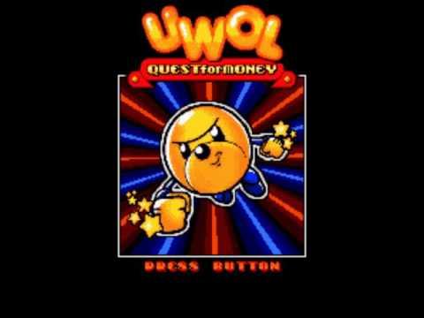 Uwol: Quest for Money - Title Screen music (SNES)