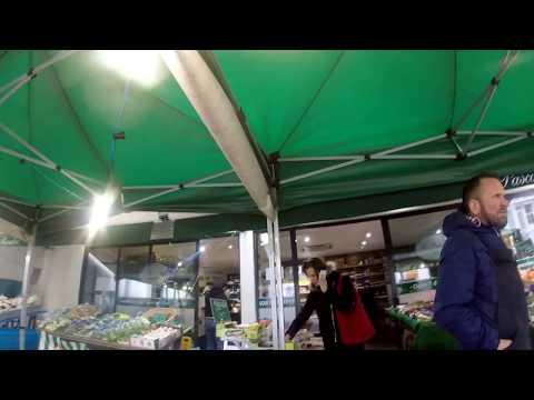 London Saturday Market- Fulham Road, Chelsea SW10