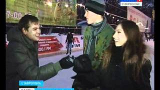 Новый сезон ледового шоу «Большой прорыв»