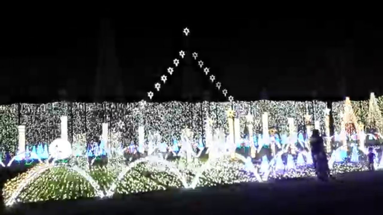 Plantation Baptist Church Christmas Lights