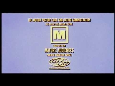 Suggested for Mature Audiences MPAA graphic 1969