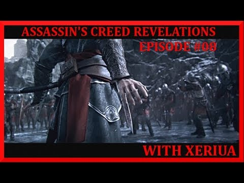 Assassin's Creed Revelations Walkthrough Part 08 - Learning from the Past (HD Let's Play By Xeriua)