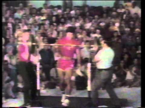 1976 Superstars Final - Weight Lifting Part 2
