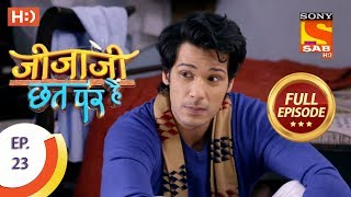 Jijaji Chhat Per Hai - Ep 23 - Full Episode - 8th February, 2018