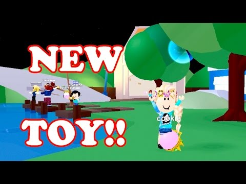 Roblox New Jetpack Toy Meep City Gamingwithpawesometv Youtube