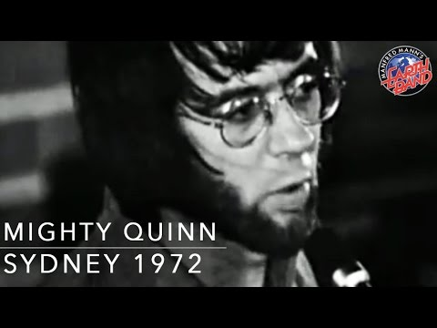 Manfred Mann's Earth Band - Mighty Quinn (Sydney 1972)
