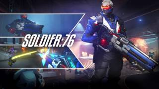 Overwatch: Soldier: 76's Voice Lines