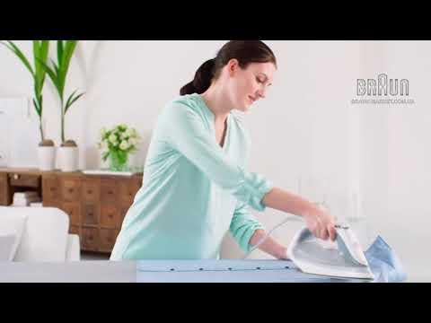 Утюги Braun Series 7 Pro - видео обзор