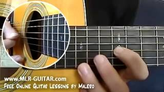 How to play  Sweet Child o' Mine    MLR Guitar Lesson #2 of 8