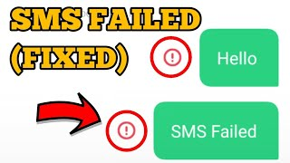 OPPO Failed to Send Message Problem Solution || How to Fix S...