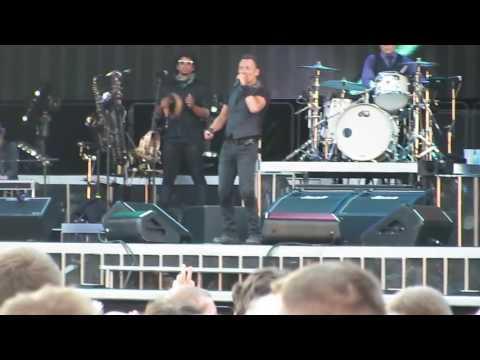 Bruce Springsteen :- The River :- Live @ Hampden Park , Glasgow 01/06/16